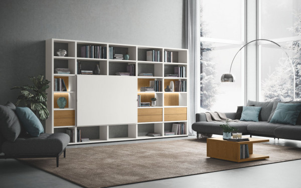 Wohnwand Mega Design 981019