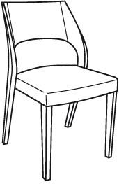 V-Alpin Stuhl Typ SEHP55