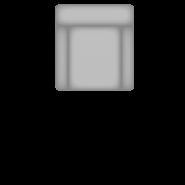Planung | Einzelsessel Modernchair/MP-RS18073