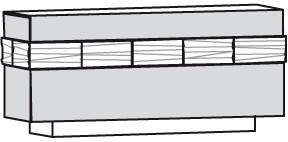 V-Montana Sideboard Typ NS16N