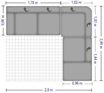 Planung | Wohnlandschaft STAN/ZE-EM15049