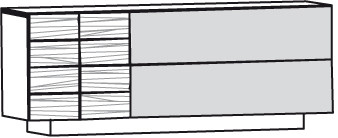 V-Montana Sideboard Typ NS19