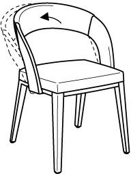 V-Alpin Stuhl Typ SEGP36