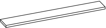 V-Cube Wandsteckboard Typ CWS17