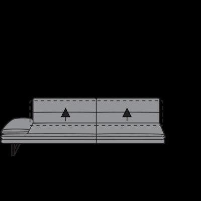 Planung   Wohnlandschaft FLORENCE/HU-HP18064