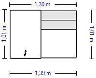 Planung | Wohnlandschaft softy 12301
