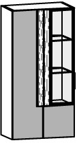 V-Alpin Hängeelement Typ AHE64R