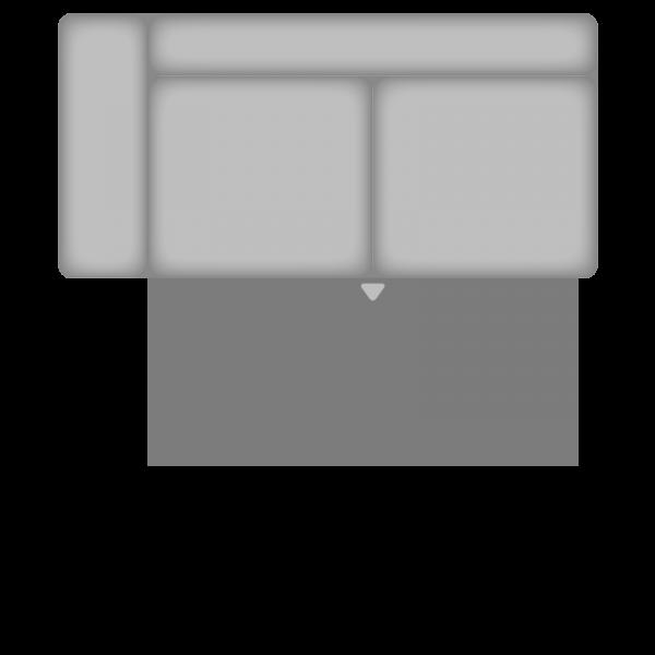 Planung | Wohnlandschaft TAVIRA-S/ZE-EM06001