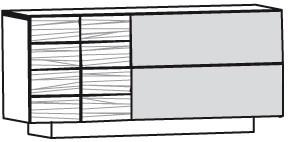 V-Montana Sideboard Typ NS16