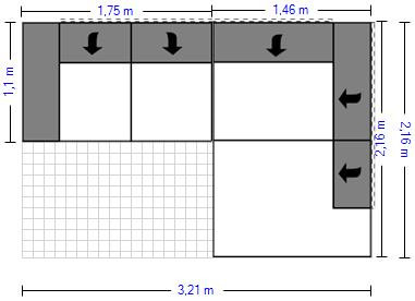 Planung   Relaxsessel HARRY/HU-RZ20088