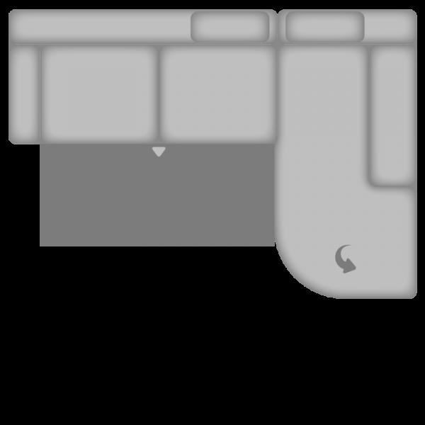Planung | Wohnlandschaft ARLINDA/PP-HS13004