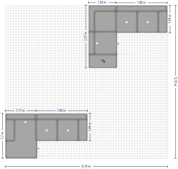 Planung | Wohnlandschaft SYDNEY/ZE-EM18063