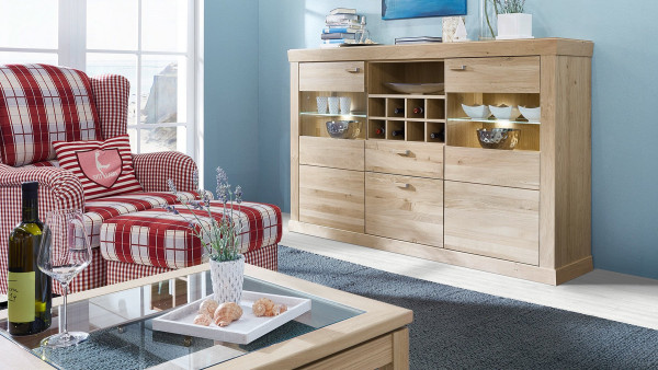 Sylt Highboard Type 3732
