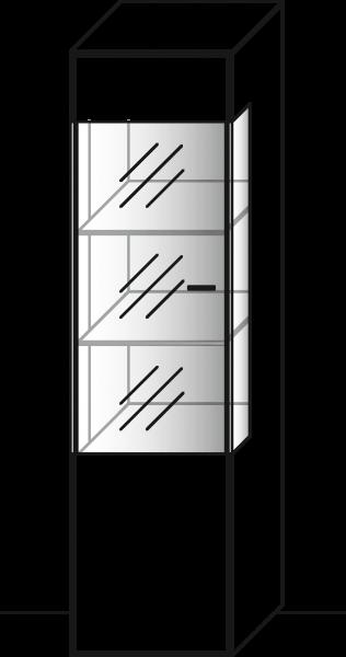 WM1880 Zeilenschrank Type 5443