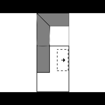 Planung   Wohnlandschaft HP1901/HU-HP19094