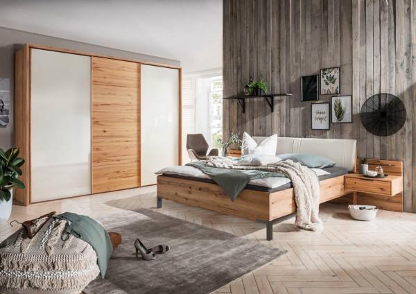 Schlafzimmer Livorno mit Schwebetürenschrank