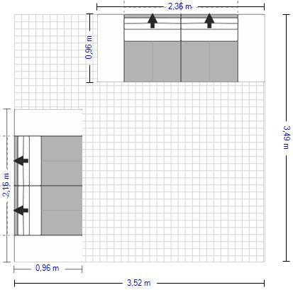 Planung | Wohnlandschaft MARINO/HU-HP20076