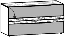 V-Alpin Lowboard Typ ALH12R
