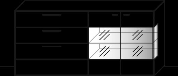 WM1880 Sideboard Type 3943