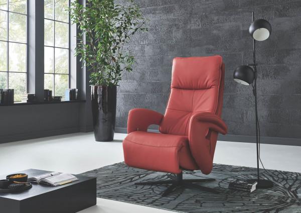 Relaxsessel ER08/ER08/HU-ER18030 in Leder