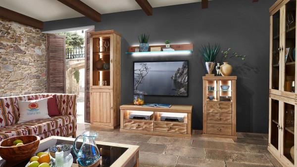 Wohnwand Mallorca Home Casa-Mayor Kombination K003