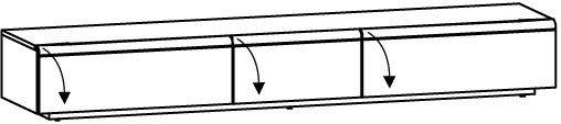 V-Cube Lowboard Typ CL25