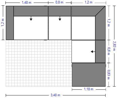 Planung | Relaxsessel RAIK/PP-RS16043