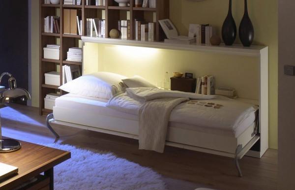 Komfort-Raumsparbett Armadi 4480